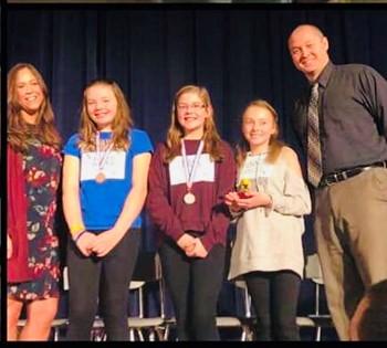 2018 Roosevelt Spelling Bee