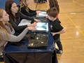 Elementary News: Roosevelt Goes Hands-On with COSI