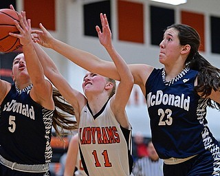 Girls Basketball Ranked in State