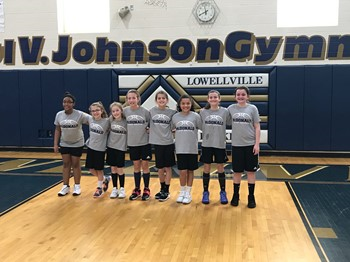 5th Grade Sweeps MVAC Basketball Tournament