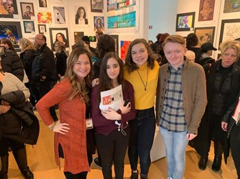 Scholastic Art Awards Recognizes McDonald Students
