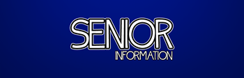 Important Information for Seniors!