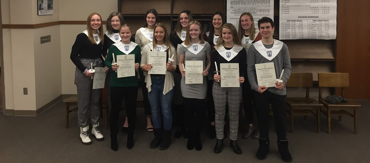 NHS new inductees