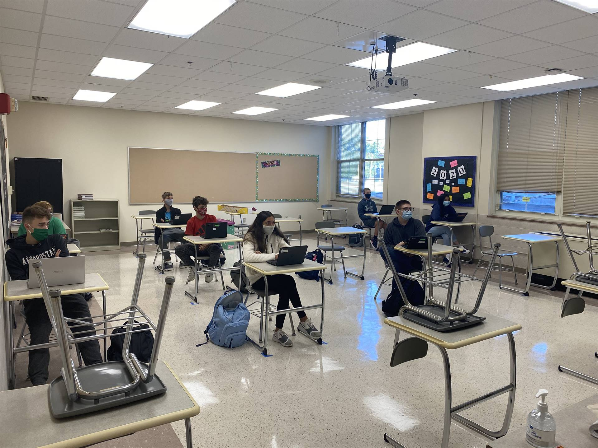 Classroom 2020