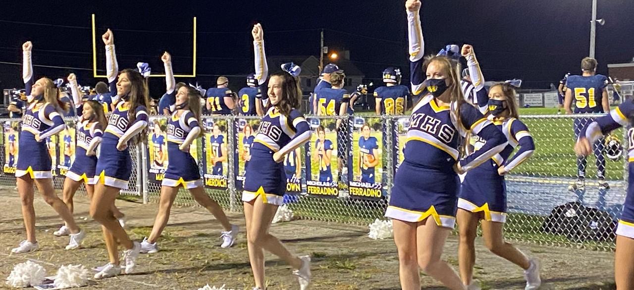 Cheer Friday night